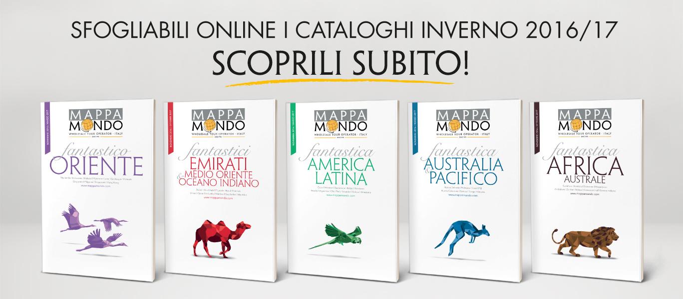 Cataloghi 2016-17 online