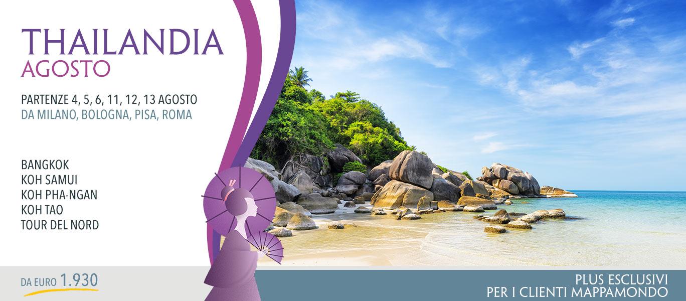 Thailandia Agosto