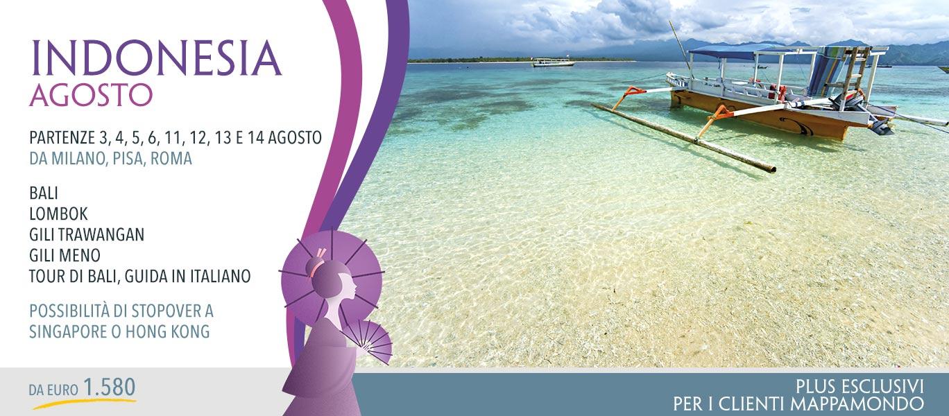 Indonesia Agosto