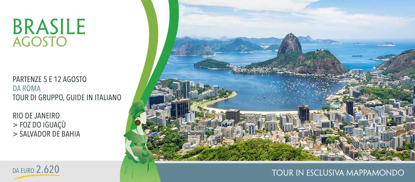 Brasile Agosto