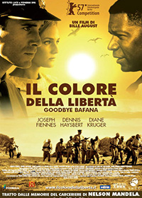 Il colore della libertà - Goodbye Bafana