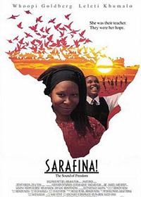 Sarafina! Il profumo della libertà