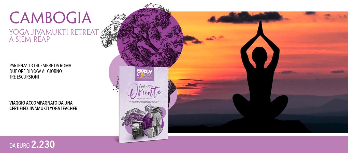Yoga Jivamukti Retreat