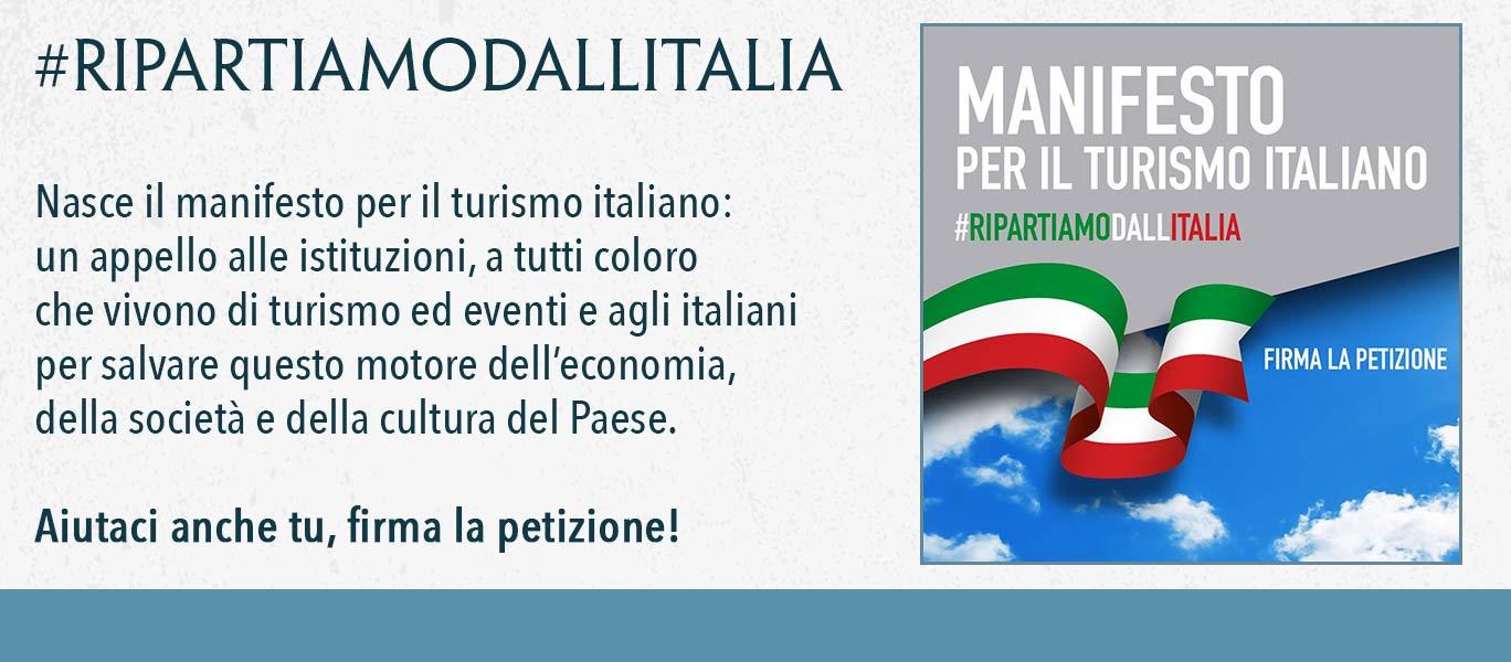 Manifesto per il turismo