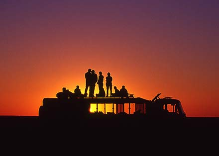 OVERLAND BOTSWANA