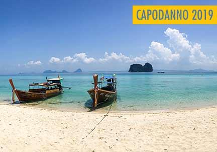 CAPODANNO IN THAILANDIA DA MILANO