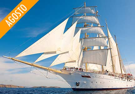 INDONESIA IN CROCIERA CON STAR CLIPPERS