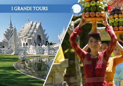 THAILANDIA & INDONESIA