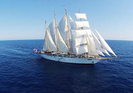 INDONESIA & SINGAPORE CON STAR CLIPPERS