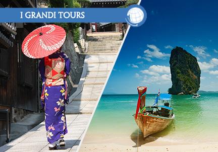 GIAPPONE & THAILANDIA