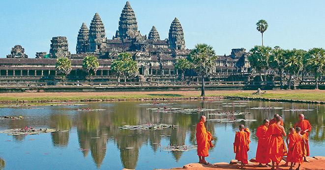 Servizio di incontri Khmer